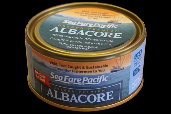 Albacore-No Salt